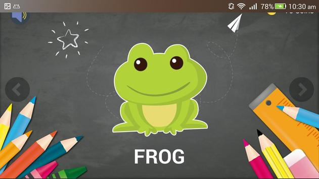 Tap & Pronounce Animals Sounds For Kids screenshot 4