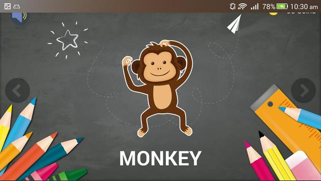 Tap & Pronounce Animals Sounds For Kids screenshot 5