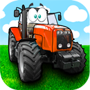 Kids Tractor driving games APK