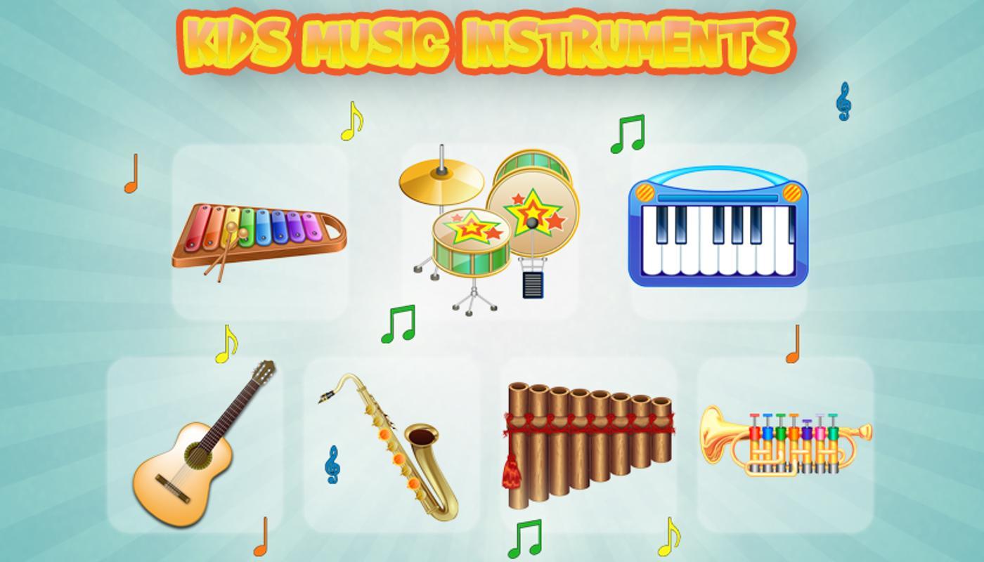 Instrumenty Muzyczne Dzieci For Android Apk Download