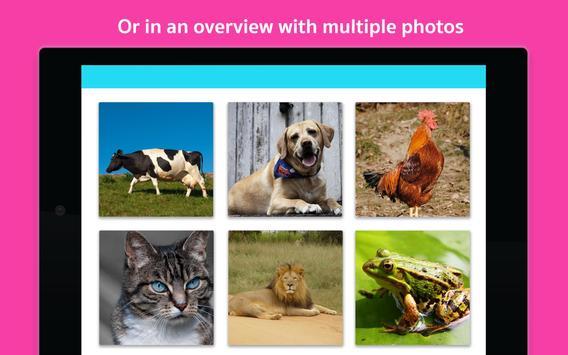 Photo album creator apk screenshot