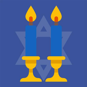 It's Shabbat Time! icon