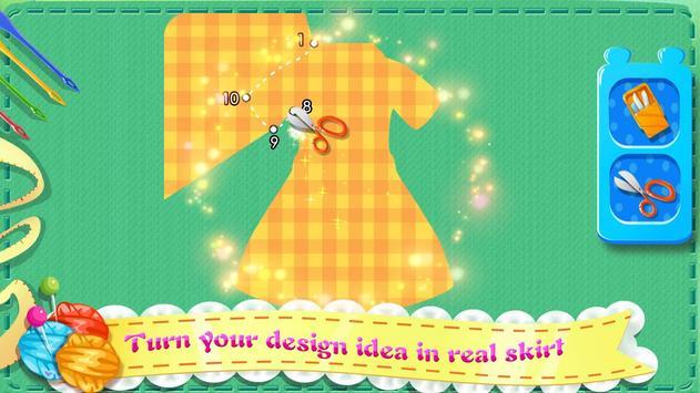 Little Tailor - Clothes Maker poster