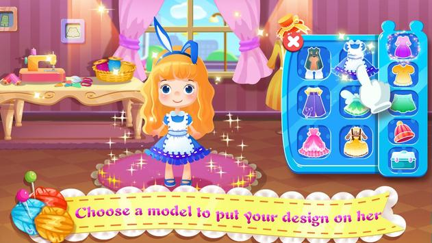 Little Tailor - Clothes Maker apk screenshot
