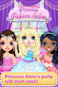 Princess Makeup Salon apk screenshot