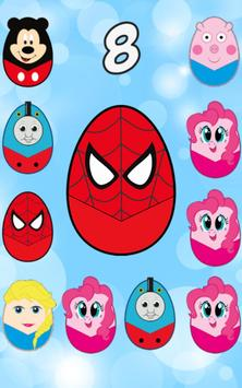 Surprise Eggs - Toys for Kids poster