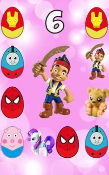 Surprise Eggs - Toys for Kids apk screenshot