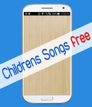Childrens Songs free apk screenshot
