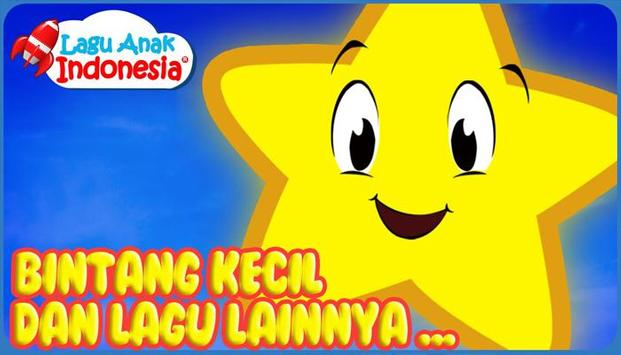 Lagu Anak Indonesia Video poster