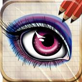 Easy Draw Eyes icon