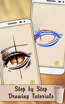 Easy Draw Eyes screenshot 4