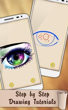 Easy Draw Eyes screenshot 2