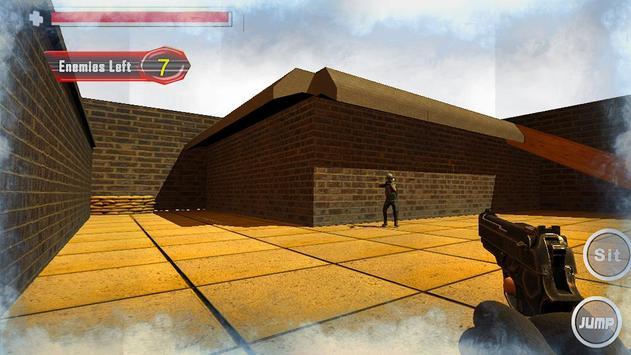 Gun Strike Terrorist apk screenshot