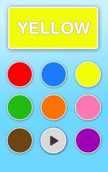 Learning Colors Kids screenshot 3