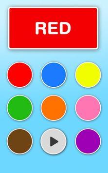 Learning Colors Kids screenshot 10