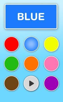 Learning Colors Kids screenshot 1