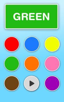 Learning Colors Kids screenshot 4