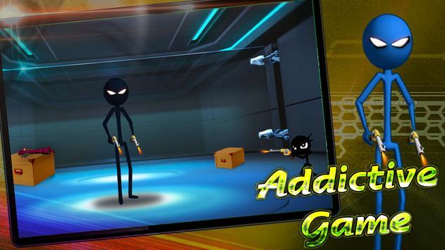 Stickman Adventure 3D screenshot 1