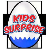 Surprise Eggs Fun Toys icon