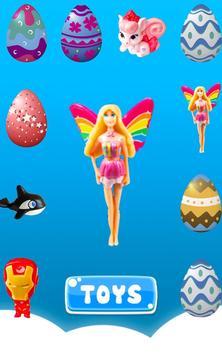 Surprise Eggs Fun Toys apk screenshot