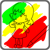 Kids Paint 2 icon