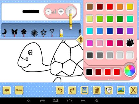 Kids Paint 2 apk screenshot