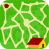 Labyrinth Puzzle Android Game icon