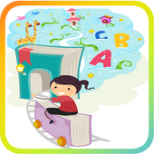 Kids Learning : ALPHABET, LETTERS, COLOR, SHAPES icon