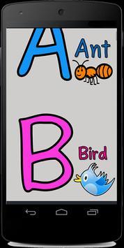 ท่องจำ ABC สำหรับเด็ก มีเสียง apk screenshot