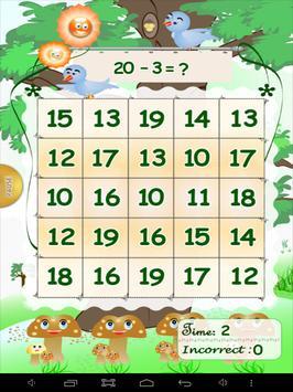 Math Bingo screenshot 4