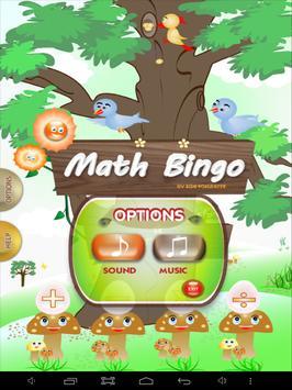 Math Bingo screenshot 5