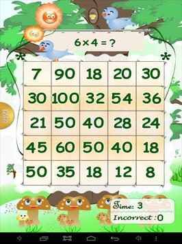 Math Bingo screenshot 2