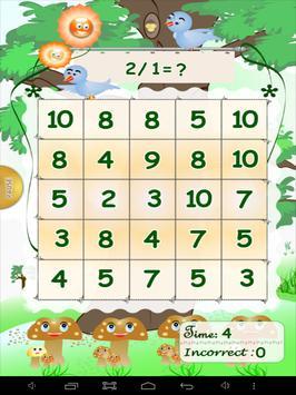 Math Bingo screenshot 3