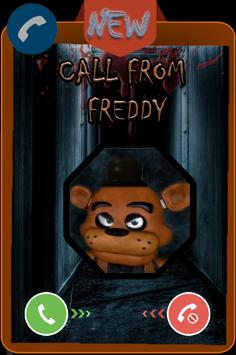 Call from Five Night At Dog Freddy poster