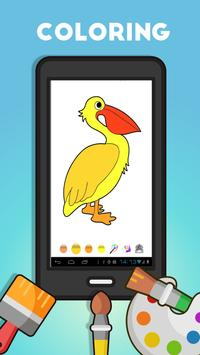 Kids Paint - Coloring Pages screenshot 1