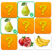 Fruits Game For Kids icon