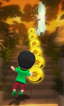 Kids Temple Train Run apk screenshot