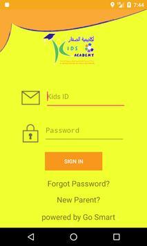 Kids  Academy UAE poster