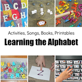 Alphabets and Number VIDEO Learning App for KIDS icon