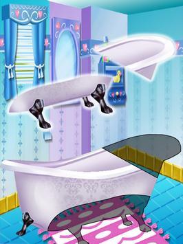 Preschool Kids Educational Puzzle - Toilet Games screenshot 1