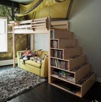 Kid Bedroom Design Ideas 2018 apk screenshot