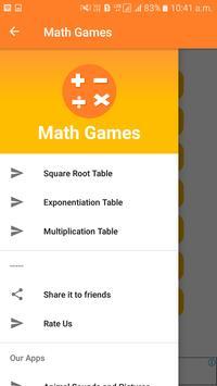 Math Games screenshot 1