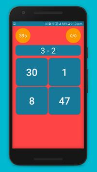 Math Games apk screenshot