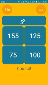 Math Games screenshot 4