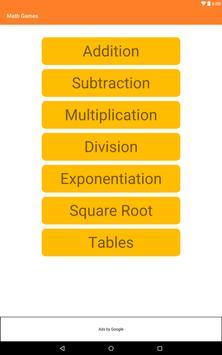 Math Games screenshot 8