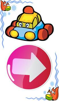 vehicle and car games for kids apk screenshot