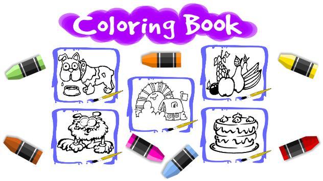 Libros para colorear Niños for Android - APK Download