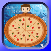 Fractions to decimals games icon