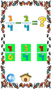 Fractions to decimals games screenshot 3
