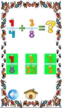 Fractions to decimals games screenshot 11
